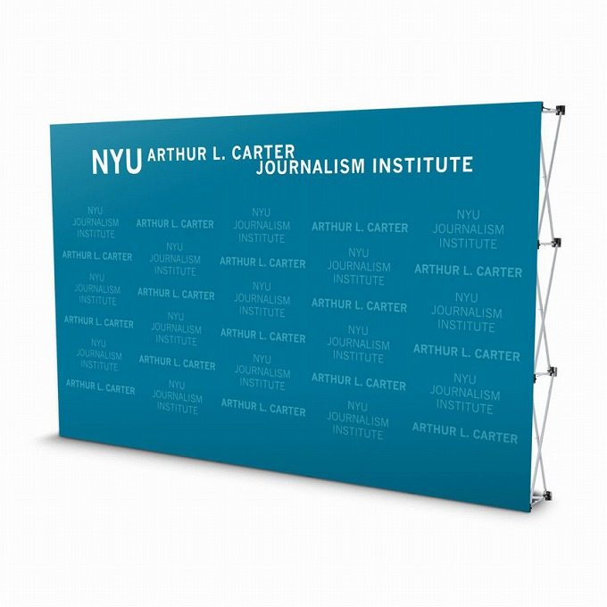 Backdrop Banner Display